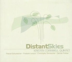 Distant Skies - Cover